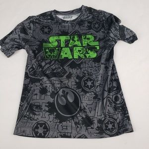 Other - SUPER SALE Boys Star Wars Shirt Size 8